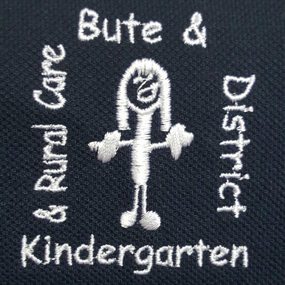 Bute Kindergarten logo